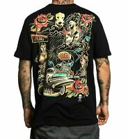 Sullen Art Collective All Wrong Mens T-Shirt MMA UFC Tattoo Clothing