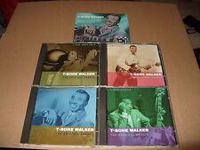 T-Bone Walker - Original Source (2002) 4 cd Box Set 90 tracks