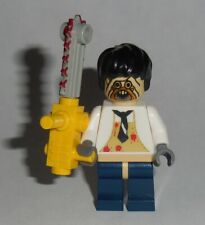 s MOVIE Lego Texas Chainsaw Massacre Leatherface custom Genuine Lego parts (ws)