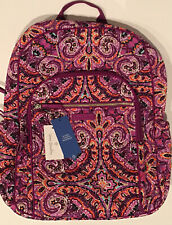 Vera Bradley Iconic Campus Backpack in Dream Tapestry 362
