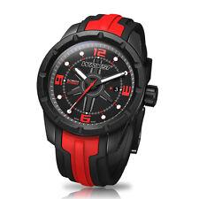 Reloj Suizo Rojo Deportivo wryst Ultimate ES60 negro revestimiento de DLC Edición Limitada 99