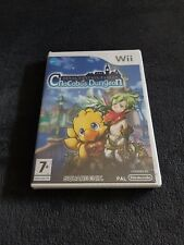 Jeu Nintendo Wii Final Fantasy Fables Chocobos Dungeon FRA neuf sous blister