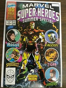 MARVEL SUPER HEROES SUMMER SPECIAL 2 NM MARVEL PA14-225
