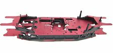 Losi XXL-2 CHASSIS (red plates, side rails, skid assembled) LOS04002