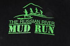 """Russian River Mud Run - Volunteer"" T-Shirt – Great Sports Image (L)"