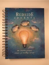 """Art Works Bedside Journal Counting Sheep  9"""" x 7 Double Side Lined Creative"""