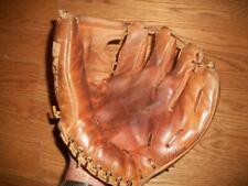 "VINTAGE WILSON #A2280 - 11"" LEATHER BASEBALL GLOVE Right hand throw  MADE in USA"