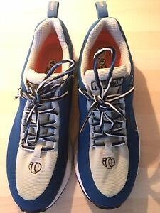 "Pearl Izumi Schuhe Sportschuhe grau-blau-weiß Größe 9/42,5 unisex ""Neuwertig"""