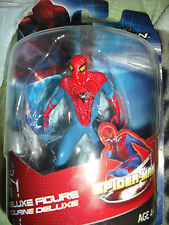 The Amazing Spiderman  4 inch  deluxe  figure  on stand