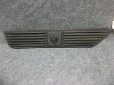 1987-1996 88 89 Dodge Dakota Rear Bumper LH Tread Plate Moulding Trim OEM 18487