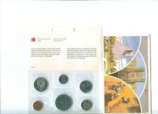 1983 CANADA Proof Like Set  Uncirculated with COA and envelope as issued PL