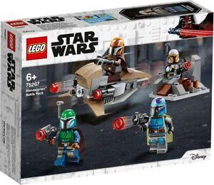 LEGO Star Wars Mandalorian™ Battle Pack Set Disney (75267) 6+