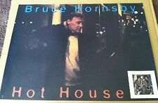 BRUCE HORNSBY 1995 Retail PROMO POSTER for  Hot House CD Never Displayed USA