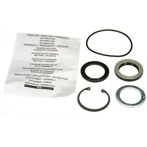 For Cadillac Chevrolet Hummer Isuzu Steering Gear Pitman Shaft Seal Kit 350640