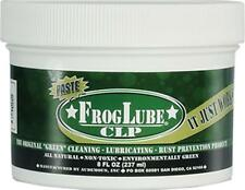 FrogLube CLP Paste 8 oz Container Rust Prevention 14716