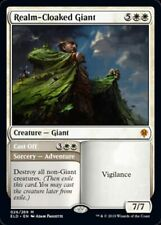 MTG Magic - (M) Throne of Eldraine - Realm-Cloaked Giant - NM/M