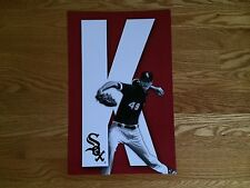 2015 K-Zone Card Chicago White Sox Chris Sale SGA