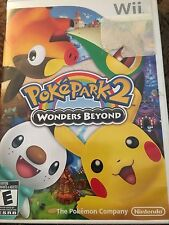 PokePark 2: Wonders Beyond (Nintendo Wii, 2012) Complete FAST SHIPPING