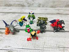 Bandai Digimon 1st Generation Mini Figuras Paquete Colección Metalgreymon