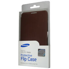 Samsung Galaxy Note Flip Cover Case Brown for AT&T i717 and T-Mobile T879