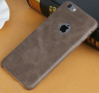 iPhone 6S SLIM Vintage Leather Ultra-thin TPU Case Cover for iPhone 6S Plus
