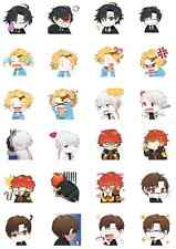 Mystic Messenger stickers