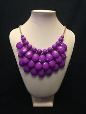 Vibrant Violette Necklace / Gift Boxed