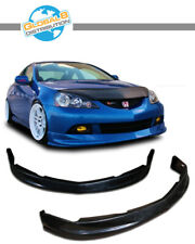 Global 8 Polyurethane Front Bumper Lip for 2005-2006 Acura RSX P1 Style