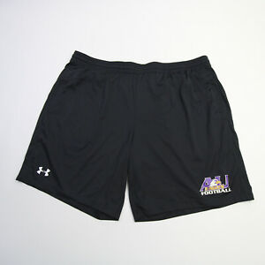 Ashland Eagles Under Armour HeatGear Athletic Shorts Men's Black New with Tags