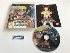 Naruto Shippuden Ultimate Ninja Storm Generations - PS3 - PAL FR - Avec Notice