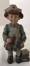 Sarah's Attic Nurse Numbered 1363/6000 Limited Edition Figurine Usa Rare