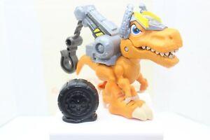 Playskool Chomp Squad Dinosaur Tow Zone