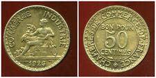 50 centimes   1926  CHAMBRE DE COMMERCE ( TTB)  ( bis )