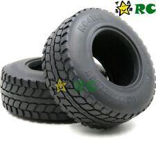 2Stk 2.2 Dune T/A Reifen Off road Tire 113mm Für RC 4WD Axial 2.2 Crawler Felgen