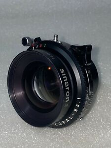 """Sinar Sinaron S 180mm f/5.6 Large format lens 4""""x5"""" made by Rodenstock"""