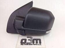 2015-2016 Ford F-150 Left Hand Driver Side Black Mirror w/ Turn Signal new OEM