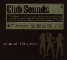 Club Sounds-Best of 10 Years von Various   CD   Zustand sehr gut