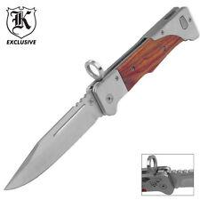 Bayonet Style AK-47 Tactical LARGE Pocket Knife / Folding Knife- FAST Dispatch!