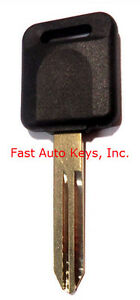 NEW FOR NISSAN / INFINITI Transponder Key Blank Ignition/Doors Chip ID 4D-60