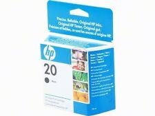 HP INCHIOSTRO ORIGINALE SET NERO + COLORE nr. 20+49 DeskJet 610c 615c 640c 656c