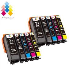 10 x Ink Cartridges For Epson XP-530 XP-540 XP-630 XP-635 XP-640 XP-645 XP-7100
