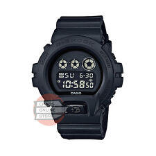 Casio G-Shock DW-Series Standard Digital Military Black DW-6900BB-1D- New