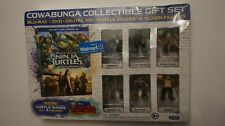 Cowabunga TMNT Ninja Turtles Out of the Shadows DVD Blu-ray Collectible Gift Set