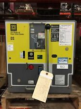 Square D DS-416 1600A MO/DO LSI Air Circuit Breaker