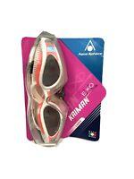 Aqua Sphere Kaiman EXO Swimming Goggles LADIES Tinted Lens Italy