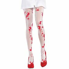 Womens Halloween Tights Fancy Dress Costume Accessories