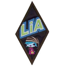 12-PACK Girl Scout CADETTE Journey Patch Badge Brownie Quest LIA Earned Award