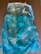 Disney Store Frozen Elsa Costume - Age 7-8 years BNWT