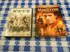 MacGyver and Mash Complete first season of both