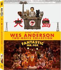 ISLE OF DOGS + FANTASTIC MR FOX Blu-ray + Digital HD NEW! #IsleOfDogs #Animation